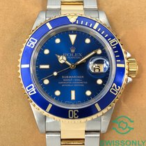 Rolex Submariner Date 16613 1996 pre-owned