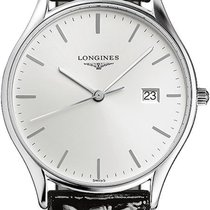 Longines Lyre Steel 35mm Silver United States of America, California, Moorpark