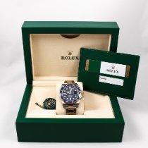 Rolex Acero y oro 40mm Automático 116613LB nuevo