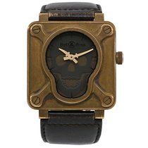 Bell & Ross BR 01-92 Bronze 46mm Bronze Arabes France, Lyon