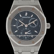 Audemars Piguet Royal Oak Dual Time Acier 36mm Sans chiffres France, Paris