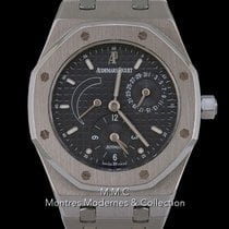 Audemars Piguet Royal Oak Dual Time occasion 36mm Date GMT Acier