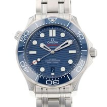 Omega Seamaster Diver 300 M 210.30.42.20.03.001 2020 pre-owned