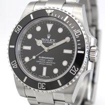Rolex Submariner (No Date) 114060 2020 новые