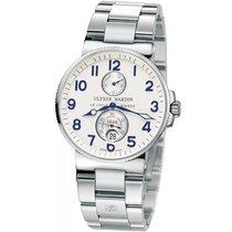 Ulysse Nardin Marine Chronometer 41mm 263-66-7 pre-owned
