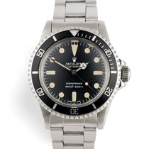 Rolex Submariner (No Date) Steel 40mm United Kingdom, London