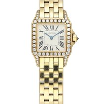 Cartier Santos Demoiselle 2699 2000 pre-owned