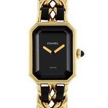 Chanel Women's watch Première 20mm Quartz pre-owned Watch only 1990