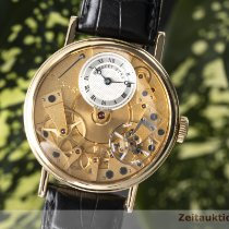Breguet Remontage manuel Argent 38mm occasion Tradition