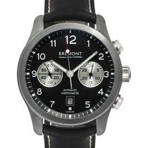 Bremont Steel 43mm Automatic ALT1/B/SI new United States of America, New Jersey, Cresskill