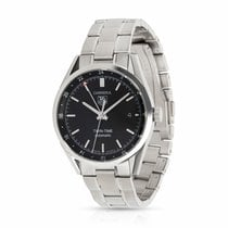 TAG Heuer Carrera Calibre 7 Steel 39mm Black United States of America, New York, New York