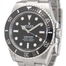 Rolex Submariner (No Date) 124060 2020 новые