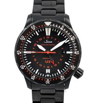 Sinn U2 Steel 44mm Black