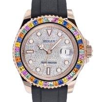 Rolex Yacht-Master nuevo 2020 Automático Reloj con estuche y documentos originales 126655