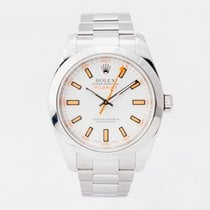 Rolex Milgauss Steel 40mm White No numerals United Kingdom, Guildford,Surrey