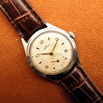 Zenith occasion Remontage manuel 32mm Blanc