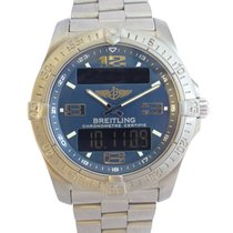 Breitling Aerospace Avantage Titanium 42mm Blue Arabic numerals United Kingdom, Westhoughton