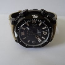 Clerc Hydroscaph H1 Chronometer Steel 43,8mm Black