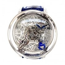 Jacob & Co. White gold Manual winding 40mm new Astronomia
