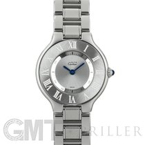 Cartier 21 Must de Cartier W10109T2 pre-owned