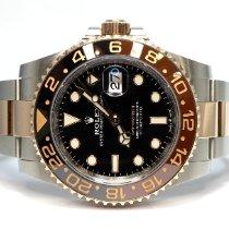 Rolex GMT-Master II Gold/Steel 40mm Black No numerals United Kingdom, Essex
