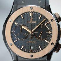 Hublot Classic Fusion Chronograph Cerámica 45mm Negro Sin cifras