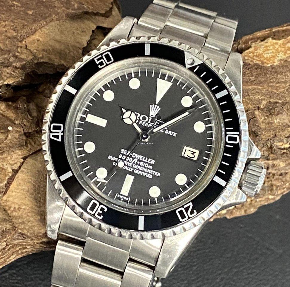Rolex Sea-Dweller 1665 1978 pre-owned