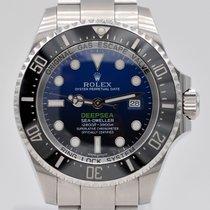 Rolex Sea-Dweller Deepsea Acciaio 44mm Blu Senza numeri Italia, Trento