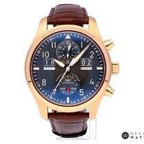IWC Pilot Spitfire Perpetual Calendar Digital Date-Month