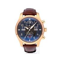 IWC Manual winding Pilot Spitfire Perpetual Calendar Digital Date-Month