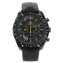 Omega Speedmaster Professional Moonwatch Carbon 44.25mm Black No numerals United Kingdom, Swansea