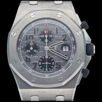 Audemars Piguet Royal Oak Offshore Chronograph Titane 42mm Gris Arabes