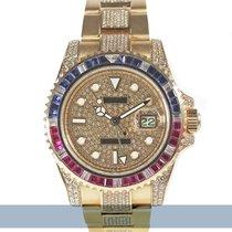 Rolex GMT-Master II 116718LN 2014 подержанные