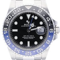 Rolex GMT-Master II II 116710BLNR LC100 2016 pre-owned