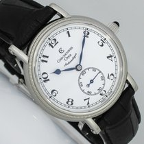 Chronoswiss Orea Steel 36mm White Arabic numerals
