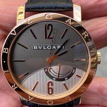 Bulgari Bulgari Pозовое золото 41mm Cерый
