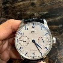 IWC IW500705 Acero 2019 Portuguese Automatic 42.3mm usados