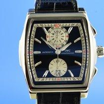 IWC Da Vinci Chronograph IW376403 Meget god Stål 51mm Automatisk