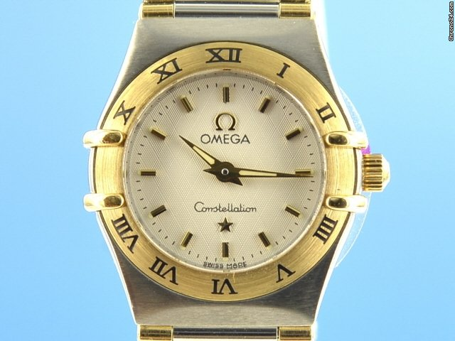 Omega Constellation Ladies 1362300 pre-owned