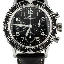 Breguet Steel 39mm Automatic 3803ST pre-owned United States of America, Illinois, BUFFALO GROVE