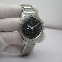 Omega Speedmaster Steel 38.6mm Black No numerals United States of America, Florida, Orlando