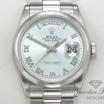 Rolex Day-Date 36 118206 2007 pre-owned