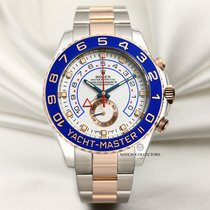 Rolex Yacht-Master II Or/Acier 44mm
