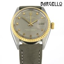 Rolex Oyster Perpetual Date Gold/Steel 34mm