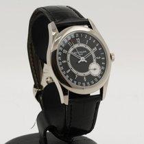 Patek Philippe White gold Automatic Black Arabic numerals 39mm pre-owned Calatrava