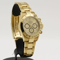 Rolex 16528 Yellow gold 1998 Daytona 40mm pre-owned