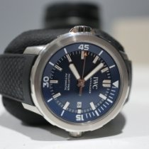 IWC Aquatimer Automatic Steel 42mm Blue No numerals United States of America, California, Santa Ana
