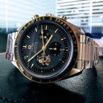 Omega Speedmaster Professional Moonwatch Acier Noir Sans chiffres