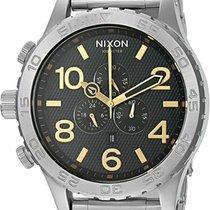 Nixon Stal 51mm Kwarcowy A083273000