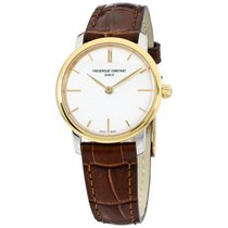 Frederique Constant Slimline Mid Size Steel 29mm Silver United States of America, New Jersey, Somerset